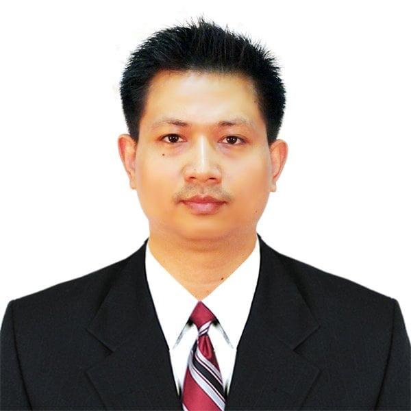 Dr. U Htin Kyaw Aung